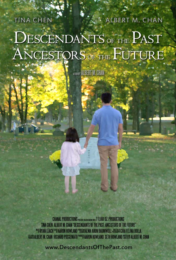 Descendants of the Past, Ancestors of the Future Poster